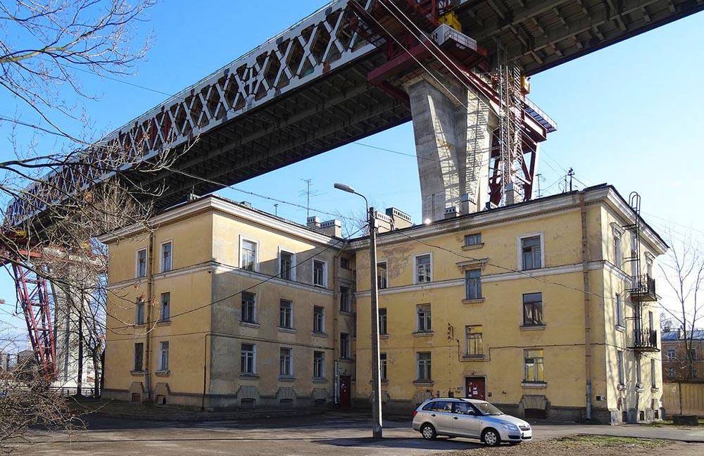 Перспективы строительства ВСД в С-Петербурге
