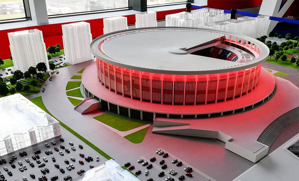С-Петербург примет Чемпионат мира (IIHF) по хоккею в 2023 году